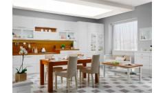 Обеденные столы из массива сосны