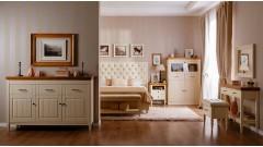 Скамья Дания мягкая • Мебель «ДАНИЯ»