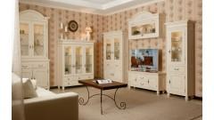 Антресоль Валенсия 2-81 • Мебель «ВАЛЕНСИЯ»