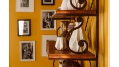 Граверса Валенсия кованая 2-39 • Мебель «ВАЛЕНСИЯ»
