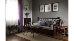 Цветочница Валенсия кованая 2-40 • Мебель «ВАЛЕНСИЯ»